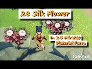 28 Slik Flower 14 Node In 2