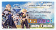 The Chalk Prince and the Dragon Overview