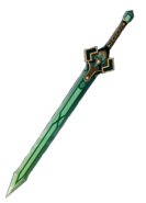 Weapon Skyrider Sword 2nd 3D