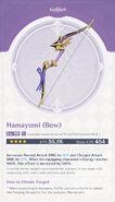 Weapon Card Hamayumi