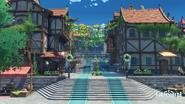 Mondstadt Entrance - Windblume