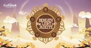 Beneath the Light of Jadeite Website Announcement