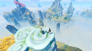 Three Crane Puzzle (Mt. Hula) view 2