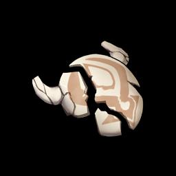 Damaged Mask