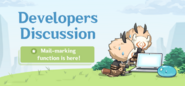 Developers Discussion 4-16