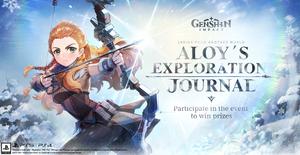 Aloy's Exploration Journal
