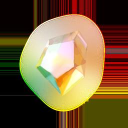 Brilliant Diamond Chunk