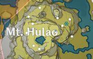 Large Ambers in Mt. Hulao