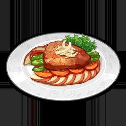 Thịt Om Táo Đất Bắc
