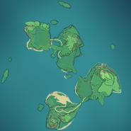 Silken Courtyard Map