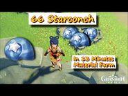 66 Starconch in 13 Minutes Genshin Impact