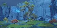 Viewpoint Moonlit Tree