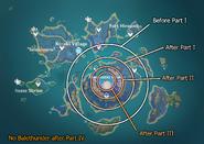 Seirai Island - All Balethunder Boundaries