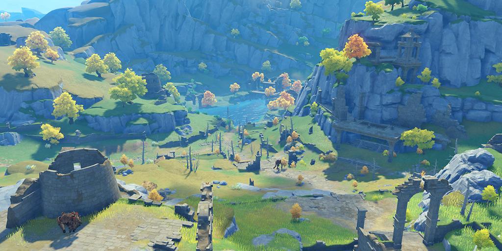 Dunyu Ruins