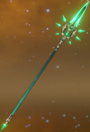 Weapon Primordial Jade Winged-Spear 2nd 3D