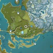 Sign Mingyun Village Billboard Location
