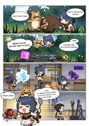 Character Xiangling preview manga ch4