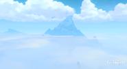 Dragonspine from Qingyun Peak