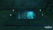 Simple Tomb Location 6 Door