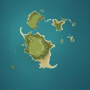 Trade Cool Isle Map