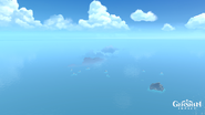 Nameless Islet - View from Twinning Isle