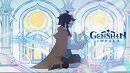 Story Teaser The Boy and the Whirlwind|Genshin Impact