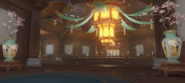 Inside the Jade Chamber