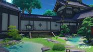 NPC Location Madarame Hyakubei Context
