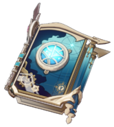 Weapon Mappa Mare 2nd Ascension