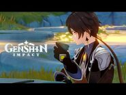 Genshin Impact EP - The Divine Stone Sees the World