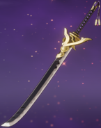 Weapon Katsuragikiri Nagamasa 3D