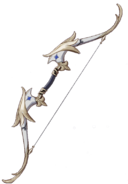 Weapon Favonius Warbow 3D