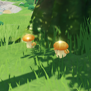 Item Mushroom Wild