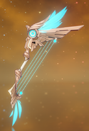 Weapon Skyward Harp 3D