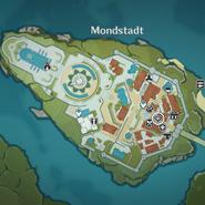 NPC Location Marjorie