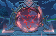 Spiral Abyss Triquetra