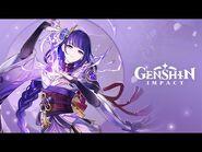 "Collected Miscellany - ""Raiden Shogun- Tranquil Thunder"" - Genshin Impact"