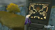 Location Cuijue Slope - Pillar Mask