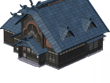 Inazuman Walled House: Refined Estate