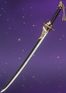 Weapon Amenoma Kageuchi 3D