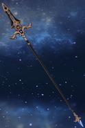 Weapon Royal Spear 3D
