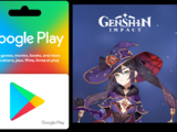 Google Play Gift Card Collab-Event