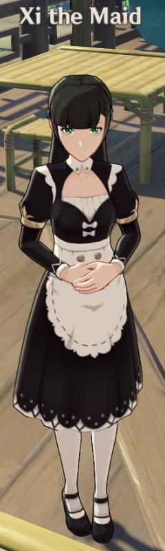 Xi the Maid