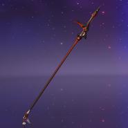 Weapon Blackcliff Pole 3D