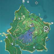 Inazuma Reputation Location