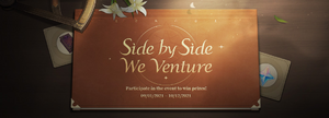 Side by Side We Venture