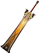 Weapon Lithic Blade 2nd 3D