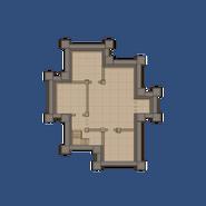 Inazuman Walled House Map Floor 1