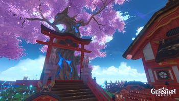 Sacred Sakura