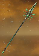 Weapon Primordial Jade Winged-Spear 3D